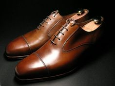 """Les chaussures Richelieu, """"must have"""" de la garde-robe"""