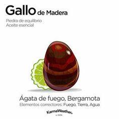 d30b021ba1c6 Curación energética y aromaterapia para el Gallo de Madera - Ágata de fuego   PiedraPreciosa y