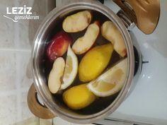 Ödem Atan Göbek Eriten Detoks Suyu - Leziz Yemeklerim Pasta, Detox, Fruit, The Fruit, Noodles