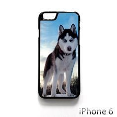 husky wallpaper AR for iPhone 4/4S/5/5C/5S/6/6 plus phonecase