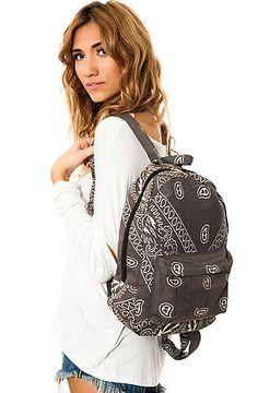 O-Mighty The Black Bandana Backpack