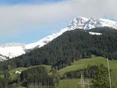 Kitzbüheler Horn, Austria