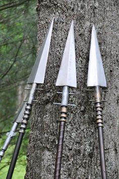 Gungnir, Enchanted Spear of Odin. $320.00, via Etsy.