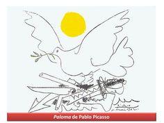 Paloma de Pablo Picasso