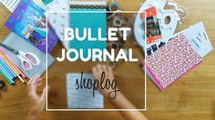 Shoplog Knutselspullen Bullet Journal - CreaChick
