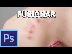 Fusionar imágenes - Tutorial Photoshop en Español por @Prisma Tutoriales - YouTube