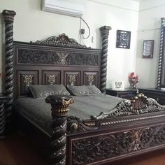 Chiniot Furniture Pakistan Bedroom Set Image Ideas For