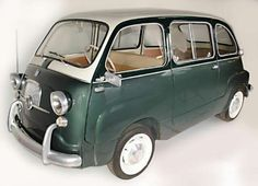 Displaying 4 total results for classic Fiat 600 Multipla Vehicles for Sale. Fiat 500, Vespa Bike, Bmw Isetta, Microcar, Fiat Cars, Farmall Tractors, Miniature Cars, Fiat Abarth, Smart Car