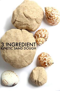 Art therapy activities clay Make this easy 3 ingredient Kinetic Sand recipe and use in play and learning at home activities, including math with preschool and grade school kids. Art Therapy Activities, Sensory Activities, Sensory Play, Toddler Activities, Preschool Activities, Sensory Table, Toddler Fun, Beach Activities, Sensory Bins