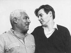 Dorival Caymmi e Antonio Carlos Jobim