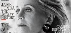 Jane Fonda | Χωρίς photoshop μιλάει για τη ζωή και τον θάνατο