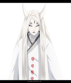 Naruto 670 - Kaguya Ootsuki by StingCunha.deviantart.com on @deviantART