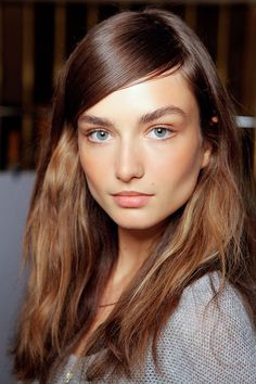 inspiration | neutral sun-kissed makeup | via: vogue