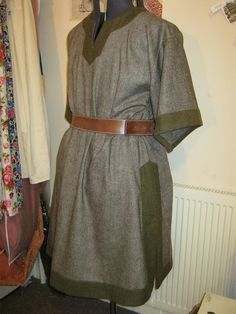 Woollen norse tunic | Flickr - Photo Sharing!