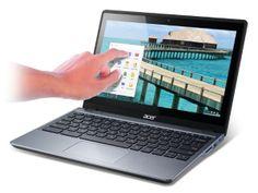Acer C720P Chromebook táctil