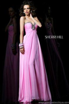 Sherri Hill Dress 21097 at Peaches Boutique