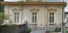 Bucharest, Garage Doors, Outdoor Structures, Windows, Outdoor Decor, Home Decor, Decoration Home, Room Decor, Home Interior Design