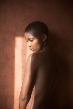 "Aliane U. (Mademoiselle Agency) by Vivienne Mok for C-Heads Magazine, January 2015 "" X """