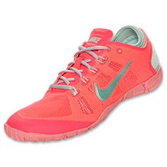 Great for strength training: Nike Free Bionic Training Shoes #trainfree