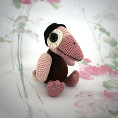 Jazz Crow by Annie's Granny - Free crochet pattern by Anu Koski at The Ageing young rebel