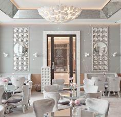 Robert Angell Design International | Collins Room | The Berkeley Hotel