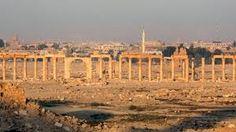 Bildergebnis für Syrien zerstörte altertümer
