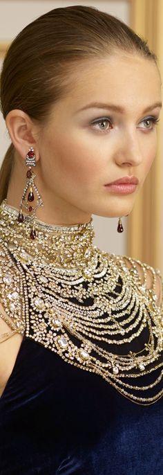 RALPH LAUREN FALL 2013....Beaded Velvet Isadore Gown, Price: $8000.00 Style #23148876