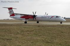 Bombardier DHC-8-402 Q400 - OE-LGK - Austrian Airlines