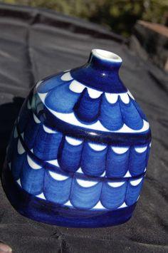 GUSTAVSBERG Studio Vase by STIG LINDBERG | eBay