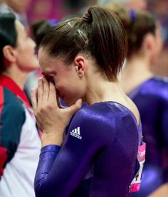 Olympics Day Two: Jordyn Wieber Loses Top Spot. What do you think of the gymnastics upset?