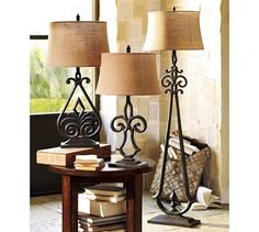 Like these lamps!
