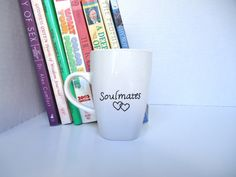 Personalized coffee mug soulmates coffee mug by KeishasKreativity, $10.00