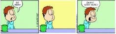The Best Thing on the Internet Today: Garfield minus Garfield