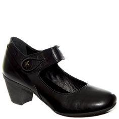 #Scarpa #Khrio con cinturino morbido e tacco medio http://www.tentazioneshop.it/scarpe-khrio/scarpa-tacco-medio-24958rn-nero-khrio.html