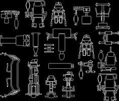 Figuras De Autocad