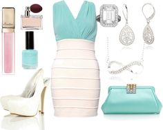 """""""Girl's Night Out Dress"""" by leahael on Polyvore"""