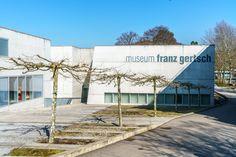 Ausflugsziele Schweiz: 99 Ideen für einen tollen Tagesausflug Franz Gertsch, Switzerland, Museum, Outdoor Decor, Travel, Fitness Workouts, Home Decor, Day Trips, Road Trip Destinations