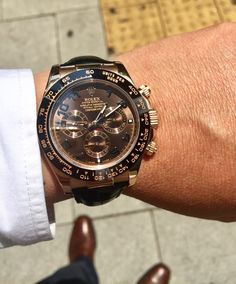 Rolex Daytona Watch, Luxury Watches For Men, Cigars, Omega Watch, Rolex Watches, Chocolate, Guys, Style, Jewels