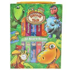 Dinosaur Train Board Book Set