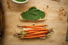 5 Ways to Eat Carrot Tops