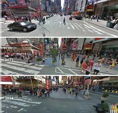 Gallery - Before & After: 30 Photos that Prove the Power of Designing with Pedestrians in Mind - 23