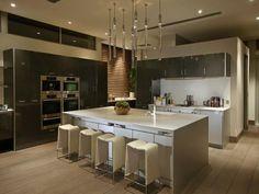 The Blue Jay Way Residence, a McClean Design for Avicii Home Design, Küchen Design, Design Ideas, Interior Design, Contemporary Kitchen Design, Modern Design, Contemporary Homes, Design Kitchen, Luxury Kitchens