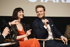 Domestic Bliss for Outlander's Claire and Jamie? Not Likely.