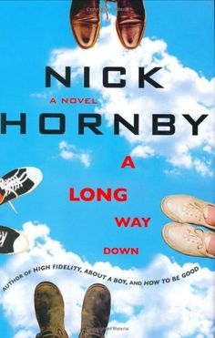 a long way down • nick hornby