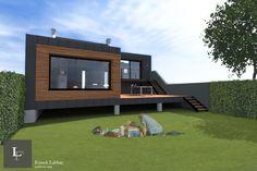 Album - Maison BL-Extension d'une maison de ville des années 40-Vannes-Morbihan-Bretagne