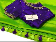 Cut work blouse customized for . designed by : . DM on insta or What's app Call Cut work blouse customized for . designed by : . DM on insta or What's app Call Simple Blouse Designs, Stylish Blouse Design, Designer Blouse Patterns, Fancy Blouse Designs, Blouse Neck Designs, Blouse Simple, Silk Saree Blouse Designs, Sari Design, Cut Work Blouse