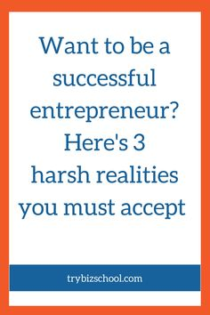 Becoming a successful entrepreneur is hard. It is emotionally grueling. So as you go about working to make your business building dreams come true, use these lessons to help you cross the finish line.