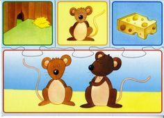 Puzzle animales