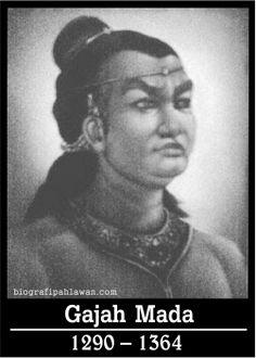 Biografi Gajah Mada Sang Pencetus Nusantara  Nama : Gajah Mada Meninggal : 1364 *Belum teridentifikasi Kebangsaan : Majapahit Agama : Hindu Ayah : Curadharmawyasa Ibu : Nariratih