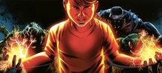 Franklin Richards, the son of the Fantastic four's Reed Richards and Sue Storm, isn't just a young hero-in-training, but one of the most powerful characters in the Marvel universe. And chief among those powers is being completely insane, as these facts will prove.